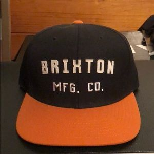Brixton Snapback